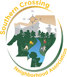 Southern Crossing Neighborhood Association logo